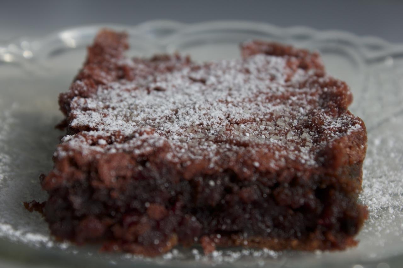 Rødbede chokoladekage