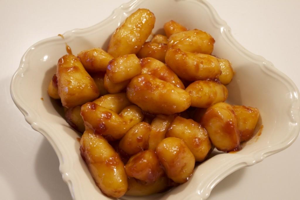 Karamel kartofler