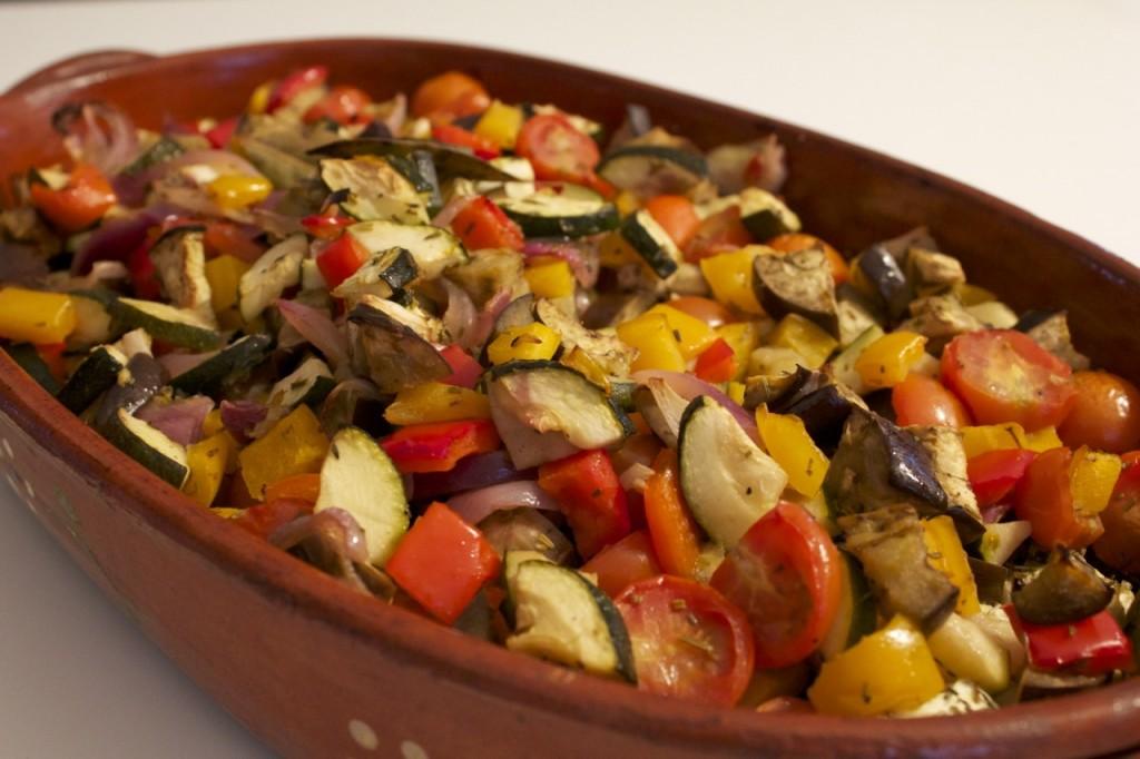 Grøntsagsratatouille